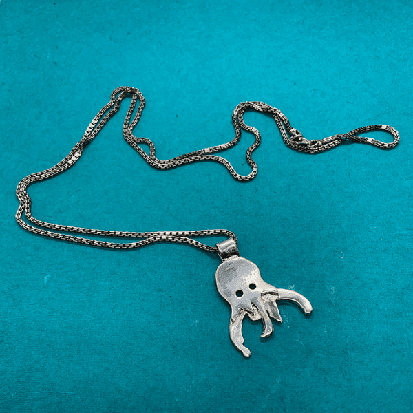 octopus chain necklace 30022N