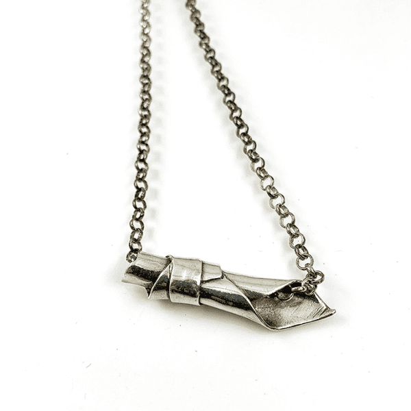 The Message necklace