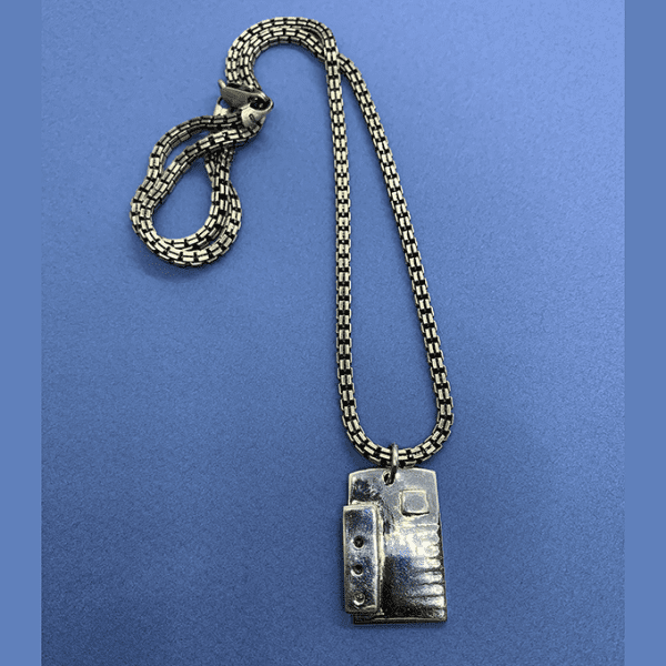 Industrial revolution Necklace, small