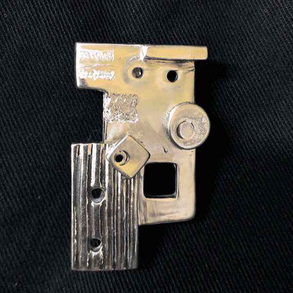 Geometry Number 3 Pin